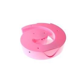 """Creative """"G"""" Shaped Mini Rechargeable Cooling Fan"""